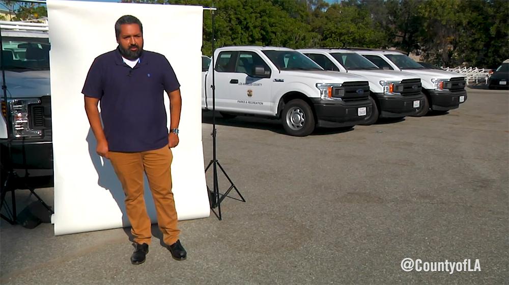 Daniel Martinez at ISD