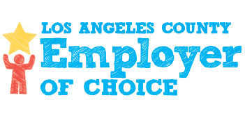 Los Angeles County Employer of Choice title