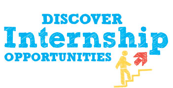 Discover Internship Opportunities title