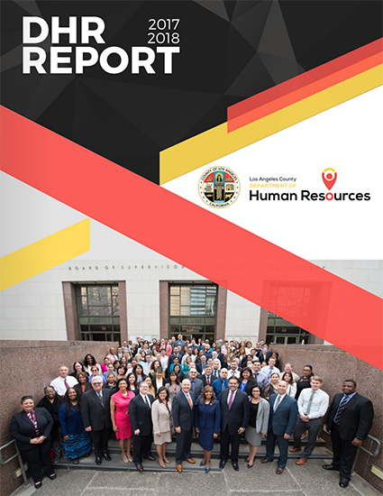 DHR report 2017-2018 cover
