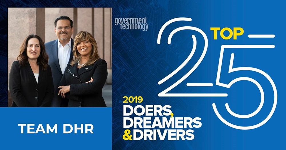 2019 Top 25 Doers, Dreamers and Drivers title