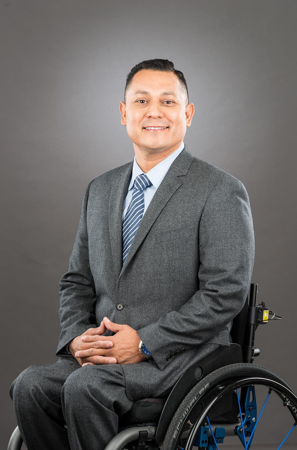 County Employee Gilberto