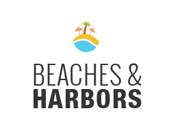 Beaches and Harbors icon color
