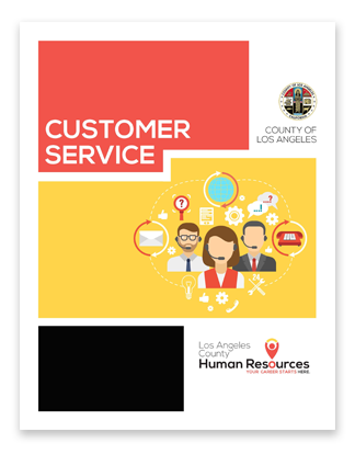 Customer Service study guide cover