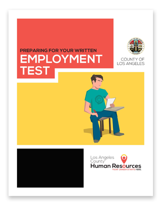employment test study guide cover