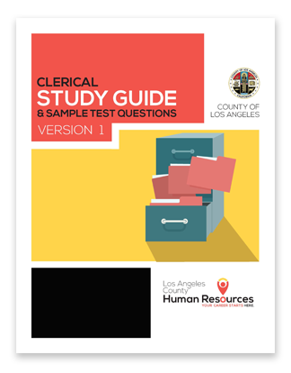 clerical study guide v1 cover